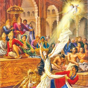 Draupadi: Role model for modern women